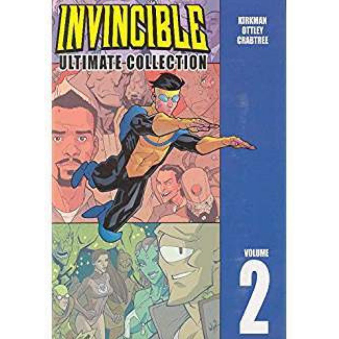 INVINCIBLE HC VOL 02 ULTIMATE COLLECTION