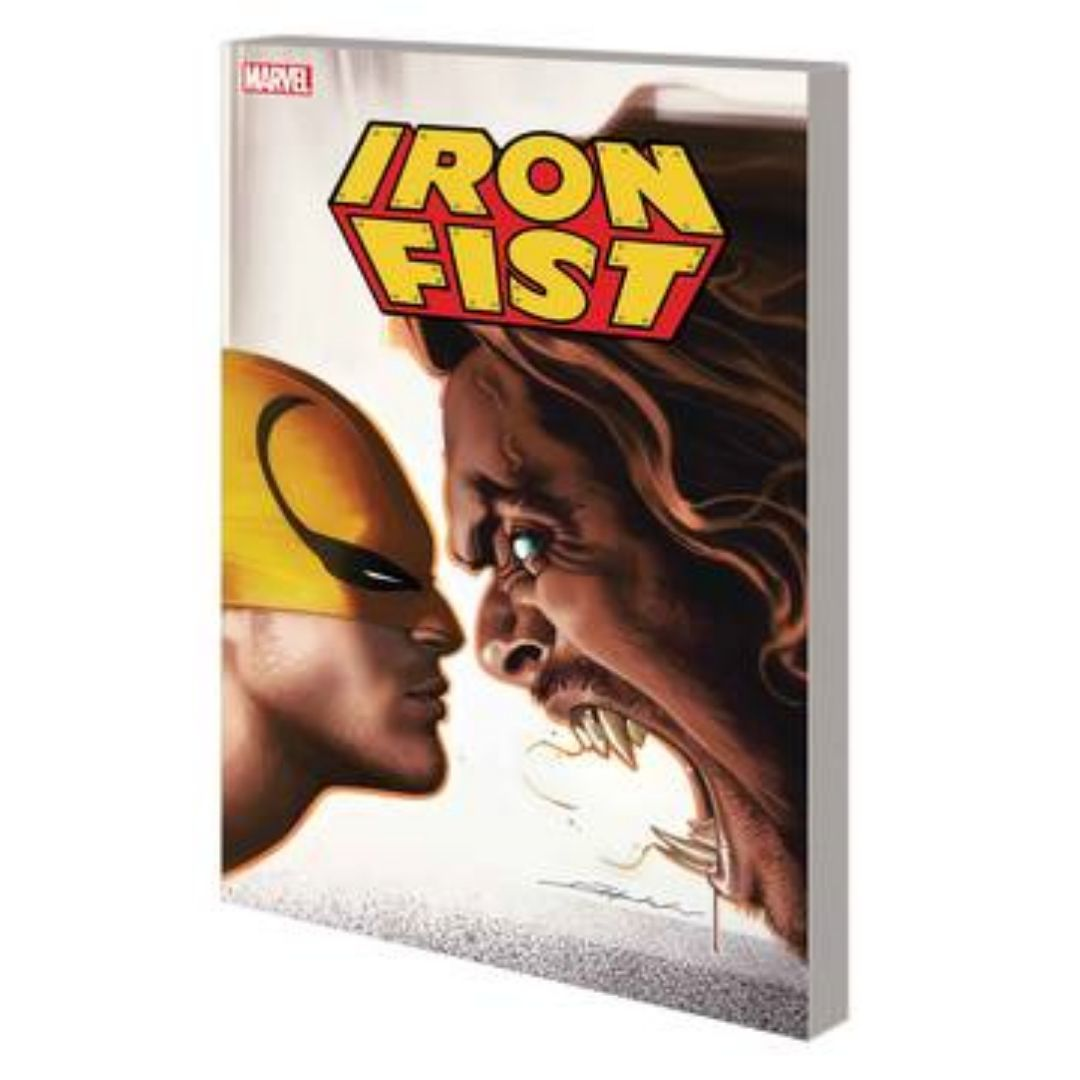 IRON FIST TP VOL 02 SABRETOOTH ROUND TWO