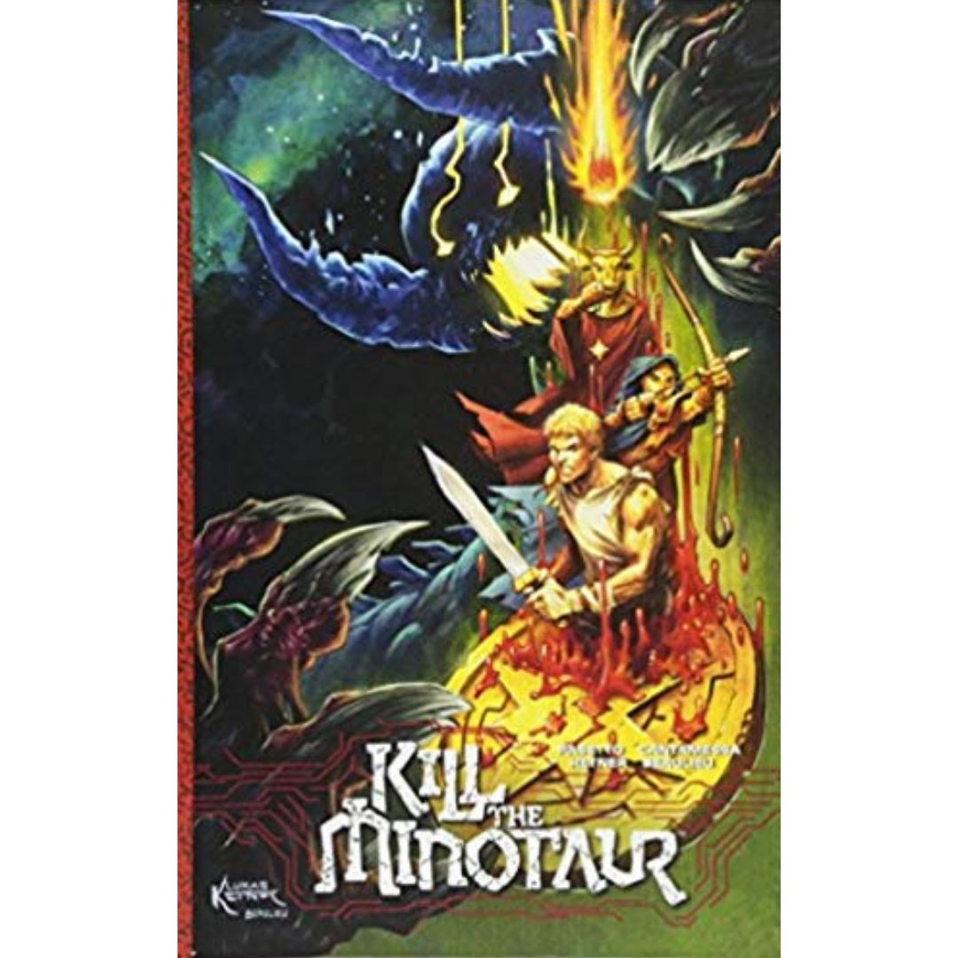 KILL THE MINOTAUR TP (MR)