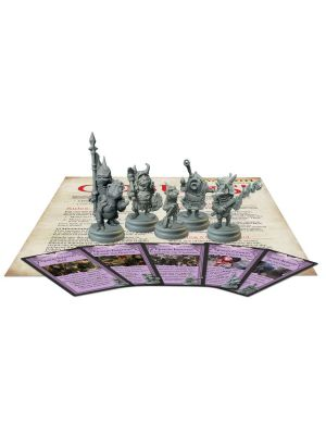 LABYRINTH GOBLINS BOARD GAME EXPANSION
