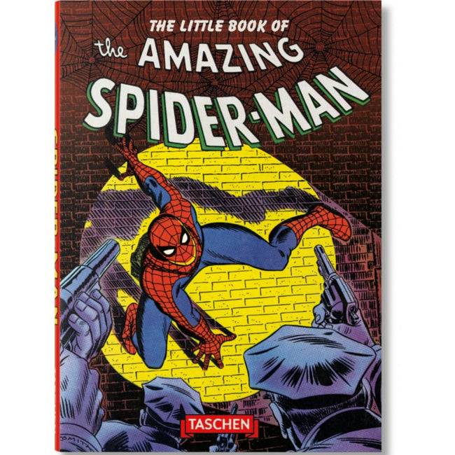 The Little Book of Spider-Man TP
