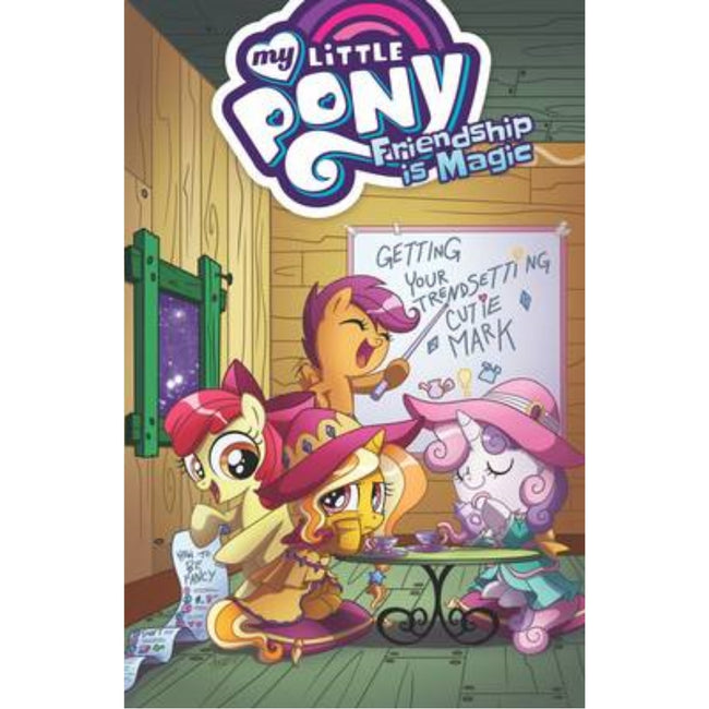 MY LITTLE PONY FRIENDSHIP IS MAGIC TP VOL 14