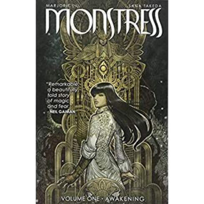 MONSTRESS TP VOL 01