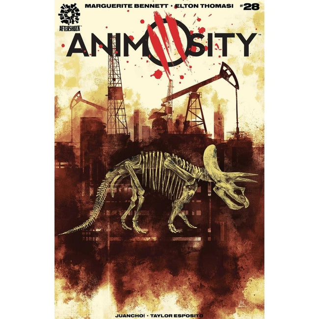 ANIMOSITY #28 (MR)