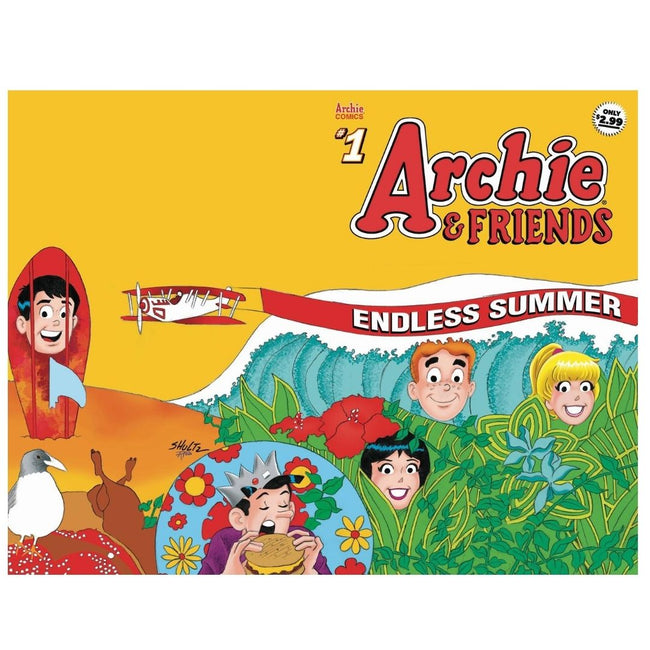 ARCHIE & FRIENDS ENDLESS SUMMER #1