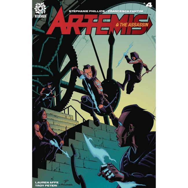 ARTEMIS & ASSASSIN #4