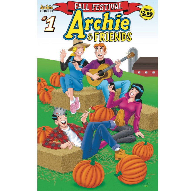 ARCHIE & FRIENDS FALL FESTIVAL #1