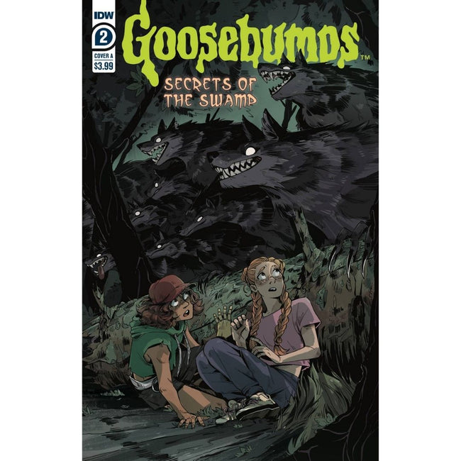GOOSEBUMPS SECRETS OF THE SWAMP #2 (OF 5)