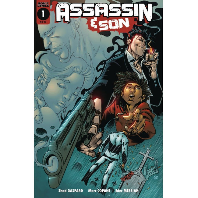 ASSASSIN & SON #1 CVR A MESSIAH