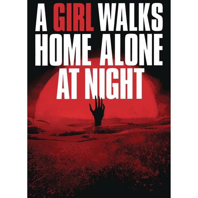 A GIRL WALKS HOME ALONE AT NIGHT #2 CVR A DEWEESE
