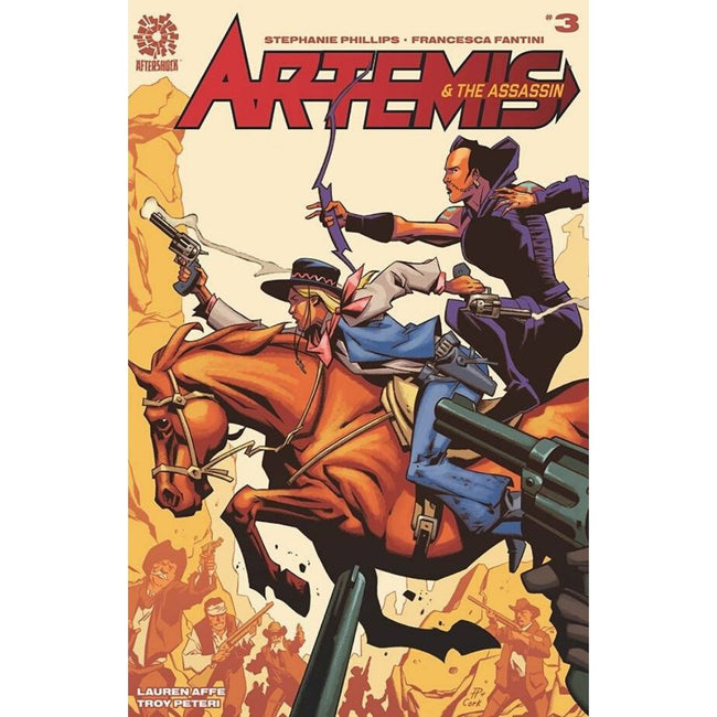 ARTEMIS & ASSASSIN #3