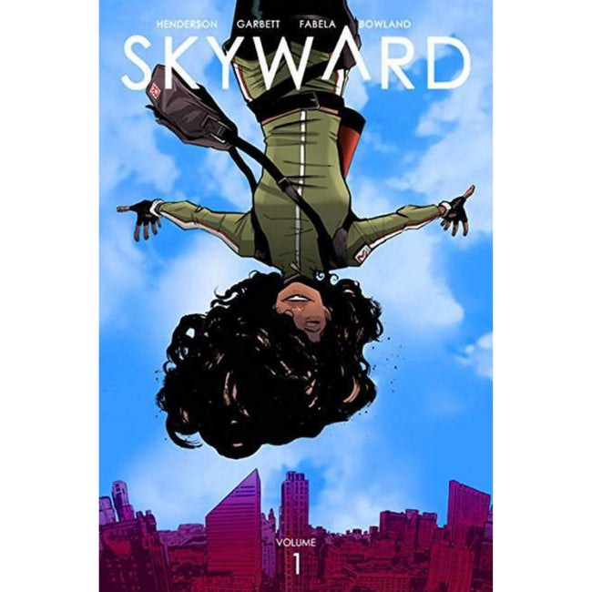SKYWARD TP VOL 01 MY LOW-G LIFE