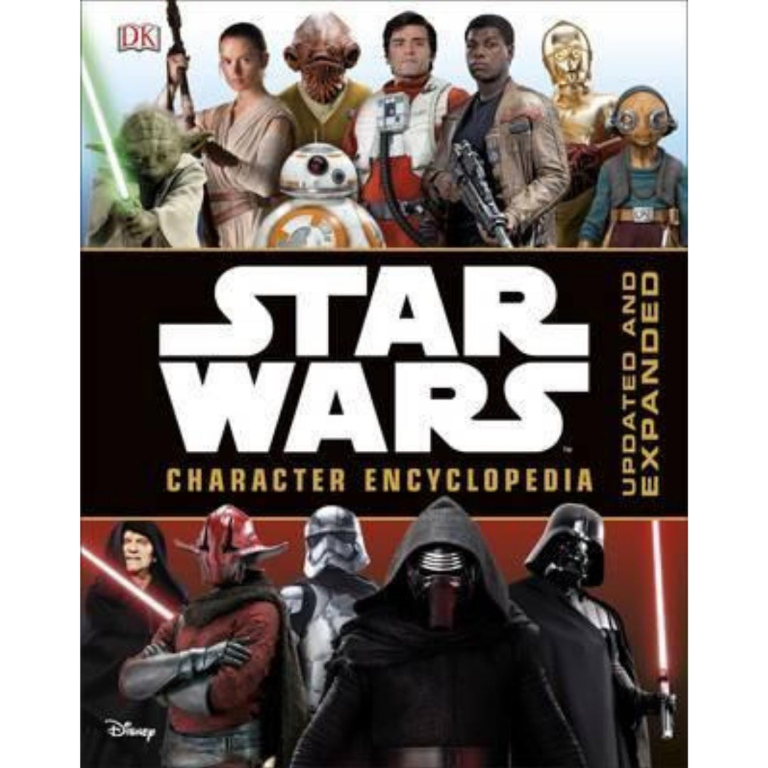 Star Wars: The Ultimate Character Guide HC