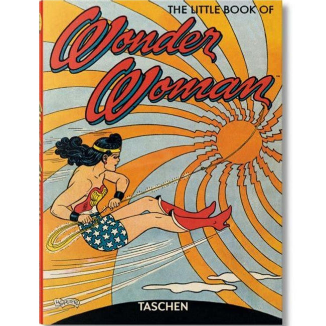 The Little Book of Wonder Woman TP