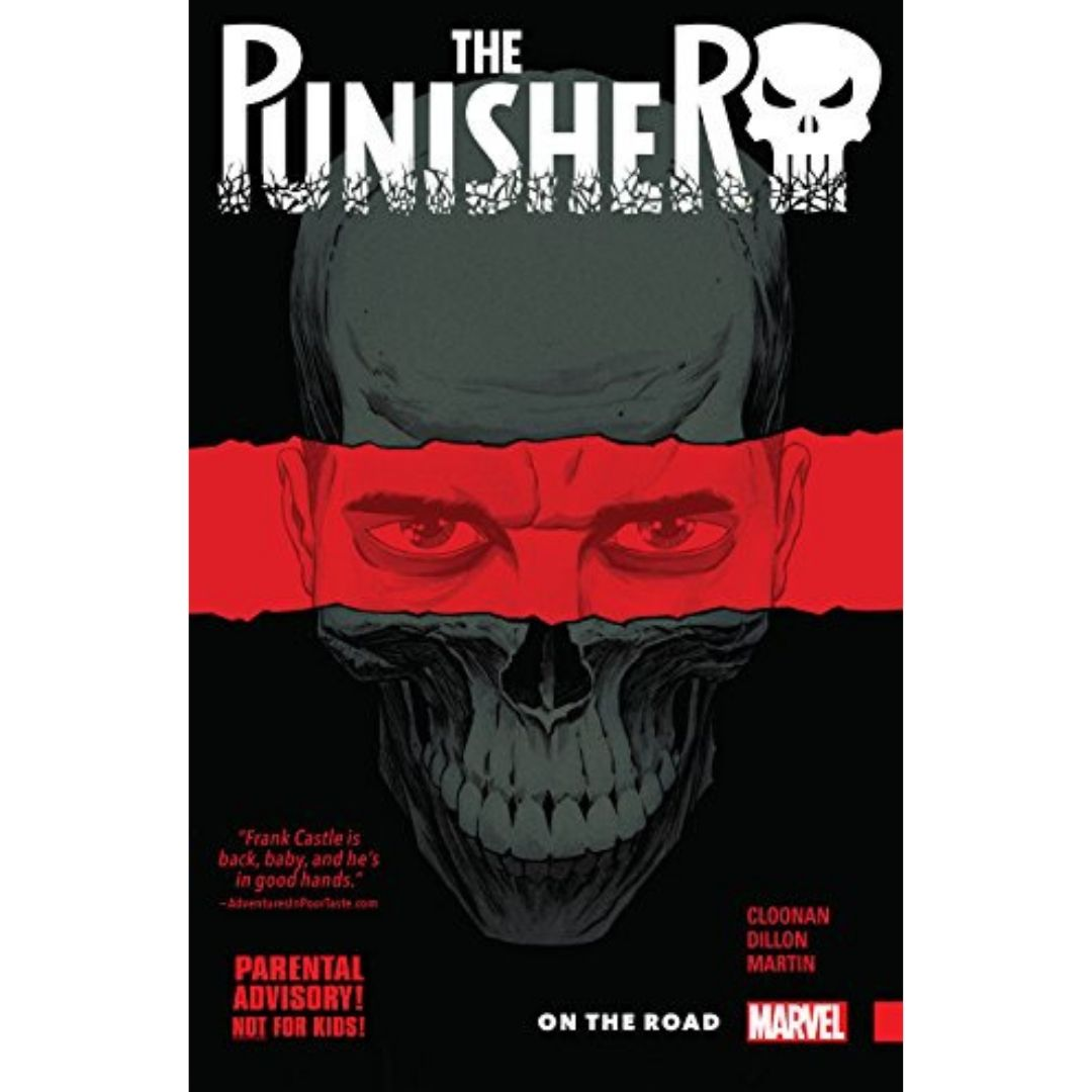 PUNISHER TP VOL 01 ON THE ROAD