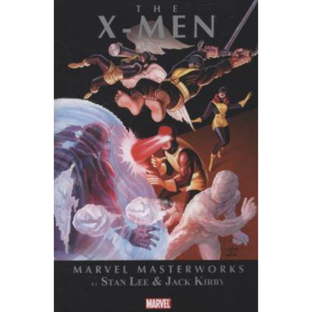 THE X-MEN TP VOL 01