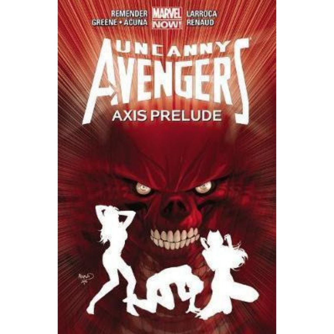 UNCANNY AVENGERS TP VOL 05 AXIS PRELUDE