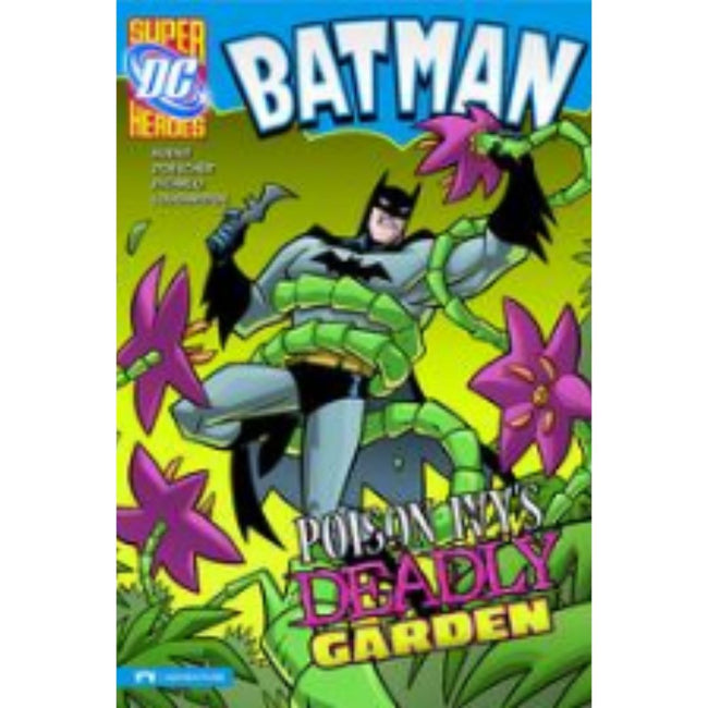 BATMAN: POISON IVY'S DEADLY GARDEN