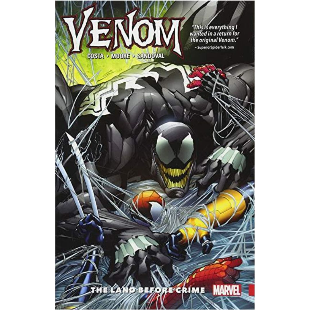 VENOM TP VOL 02 LAND BEFORE CRIME