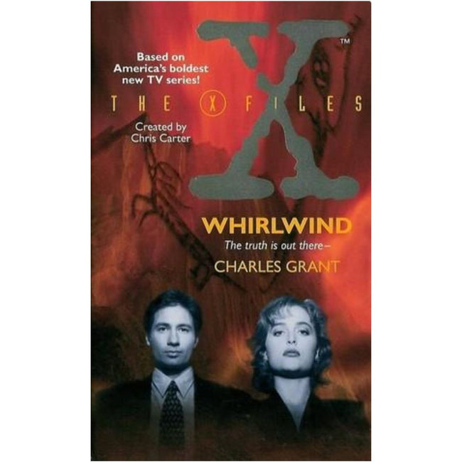 The X Files Whirlwind TP novel