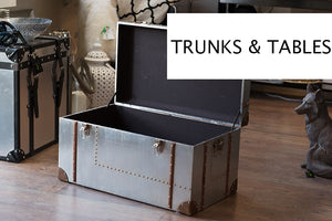 Trunks & Coffee Tables