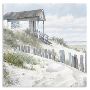 Pathway To The Beach l Canvas