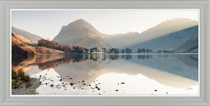 Buttermere Reflections Picture