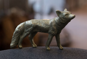 Antique Look Fox