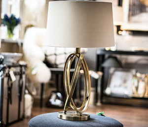 Brass Antique Lamp