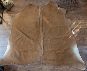 Cow Hide - Light Brown