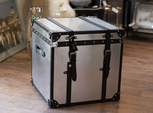 Large Silver Chest