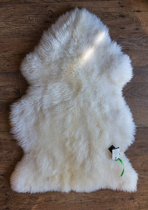 Sheep Skin Rug - Cream