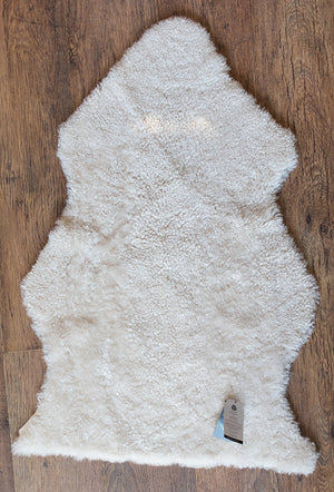 Sheep Skin Rug - Small (Short hair)