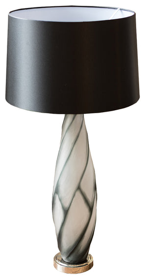 Sofia Grey Lamp