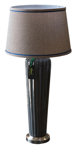 Tall Elegant Lamp And Shade
