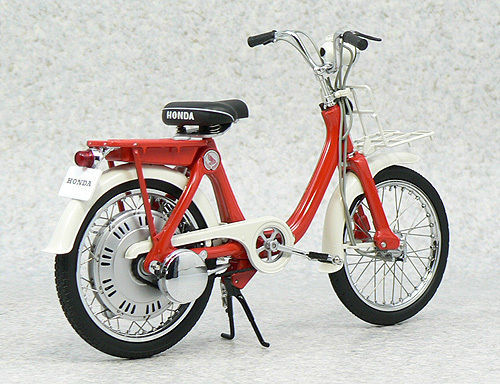 EBB10015 - LITTLE HONDA P25 RED