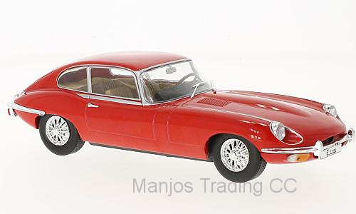 WB124022 - JAGUAR E-TYPE RED 1962