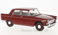 WB124024 - PEUGEOT 404  RED 1960