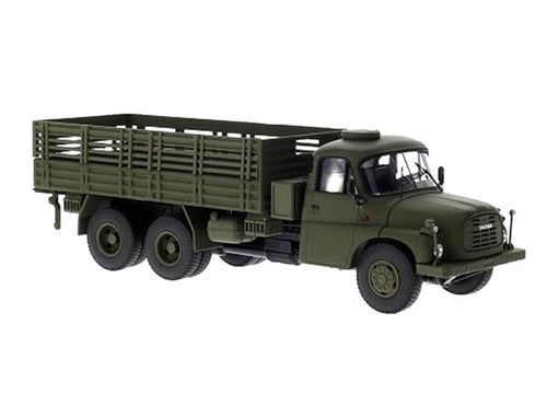 PCL12850 - TATRA T148 FLATBED LKW MILITARY GREEN