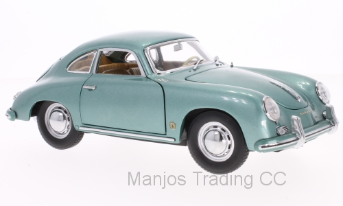 SUN1343 - 1957 PORSCHE 356A 1500 GS CARRERA GT - GREEN
