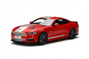 GT149 - FORD MUSTANG SHELBY GT RED