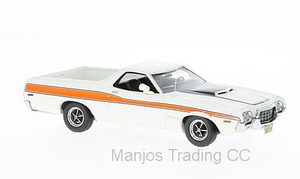NEO44856 - FORD RANCHERO GT 1972 WHITE