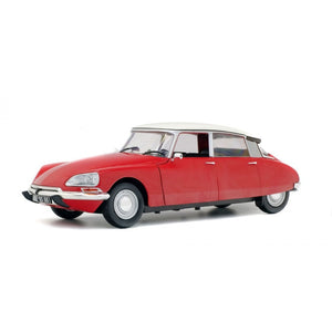 S1800702 - CITROEN D SPECIAL RED