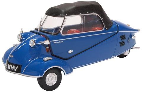 18MBC006 - MESSERSCHMITT KR200 CONVERTIBLE ROYAL BLUE