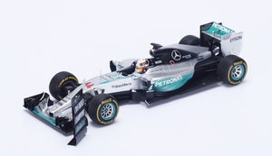 18S179 - MERCEDES BENZ F1 W06 JYBRDI #44 WINNER US GP 2015 WORLD CHAMPION 2015 LEWIS HAMILTON