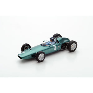 18S225 - BRM P57 #3 WNNER SOUTH AFRICAN GP WORLD CHAMPION 1962 GRAHAM HILL