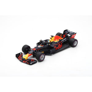 18S351 - RED BULL RACING-TAG HEUER #3 WINNER MONCAO GP 2018 RED BULL RACING 250TH RACE ASTON MARTIN RED BULL RACING-TAG HEUER RB14 DANILE RICCIARDO