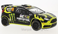18RMC014 - FORD FIESTA RS WRC SCHWARZ #46 MONZA RALLY MONZA V.ROSSI-C.CASSINA 2014