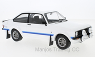 18CMC029 - FORD ESCORT MKII RS 1800 WHITE