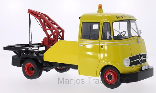 PCL30000 - MERCEDES BENZ L319 TOW TRUCK YELLOW